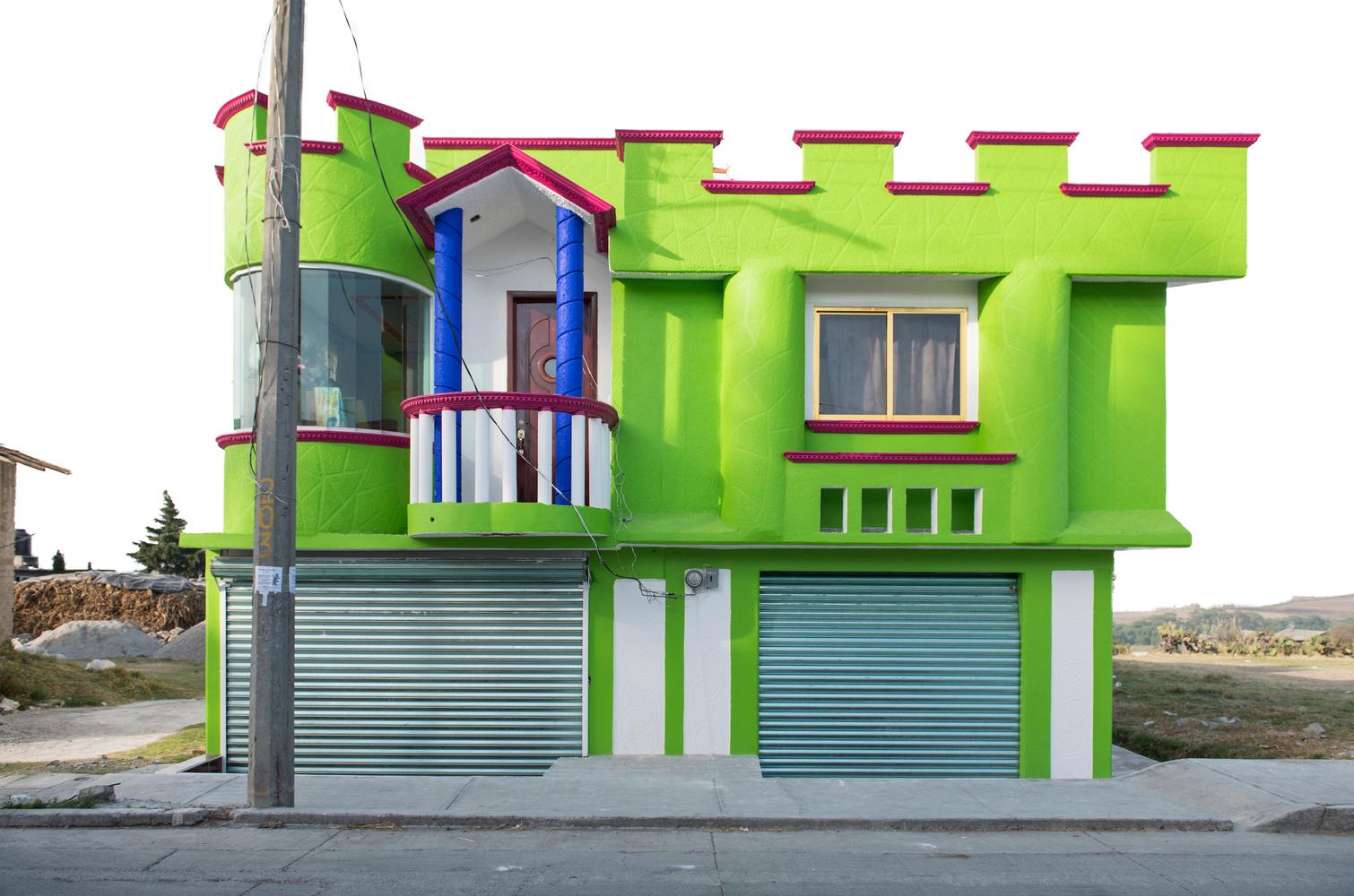 בתים שניבנו ללא אדריכלים במקסיקו