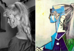 סילבט דיוויד – המוזה של פיקאסו מעלה זכרונות