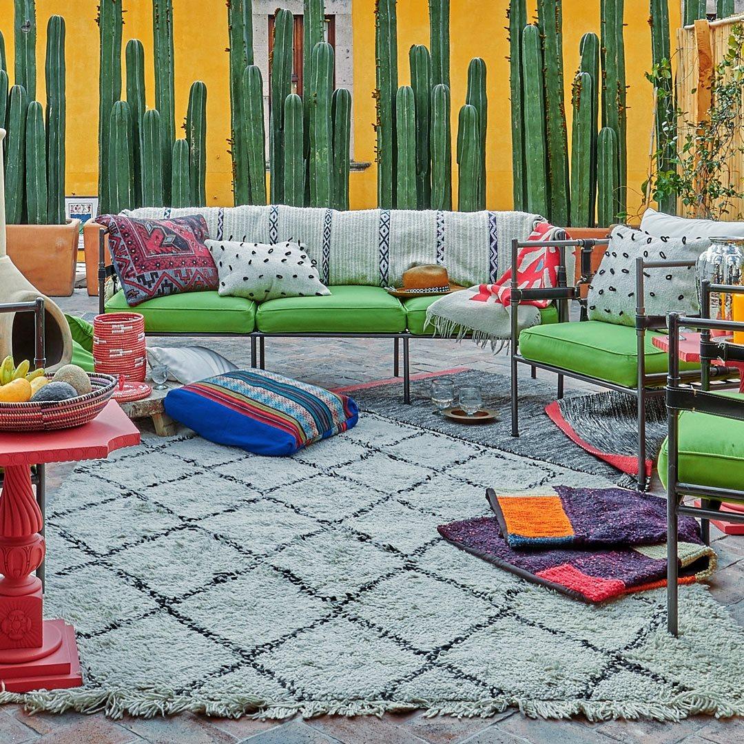 בית מהמאה ה -17 הפך למלון בוטיק במקסיקו