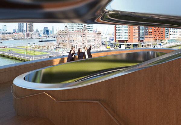 5 פרויקטים מרחבי העולם העומדים להדהד בשדה האדריכלות העולמי