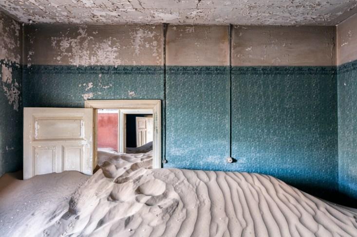 עיירות רפאים קבורות מתחת לחול
