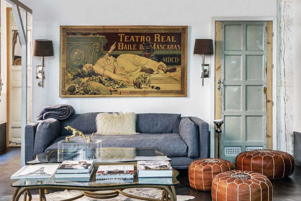 פנטהאוז עם הרבה היסטוריה, במדריד