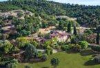 הכפר הצרפתי של Johnny Depp ליד סן טרופז