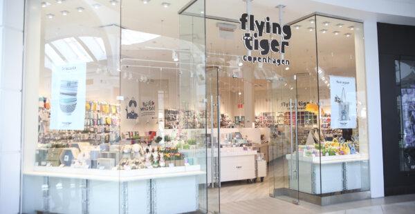 המותג הדני Flying Tiger מגיע לישראל