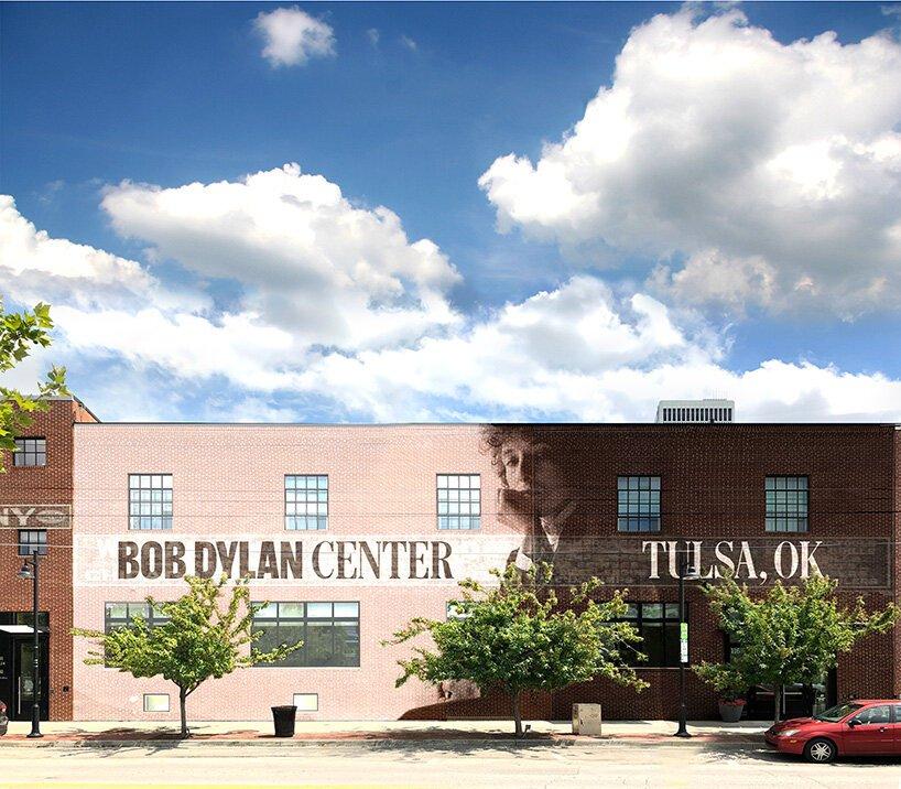מרכז בוב דילן בתכנון אולסון קונדיג, יפתח בטולסה עם 100,000 פריטים בלעדיים