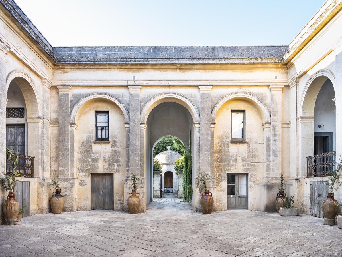 מלון Palazzo Daniele מהמאה ה-16, איטליה