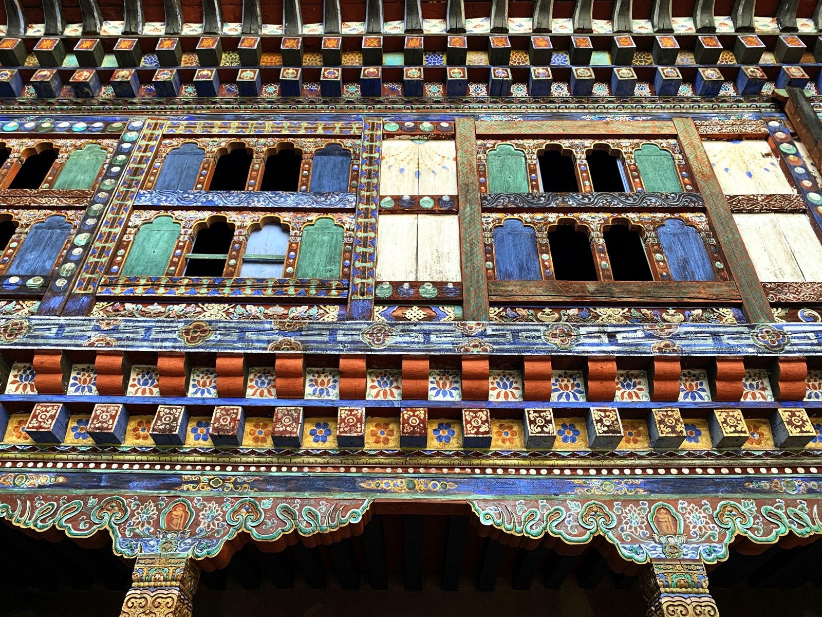 מאמץ להצלת ארמון Wangduechhoeling בבהוטן