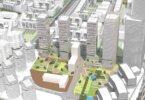 אושרה בניית פרויקט מגורים ותעסוקה ענק במקום הקאנטרי קלאב בגלילות