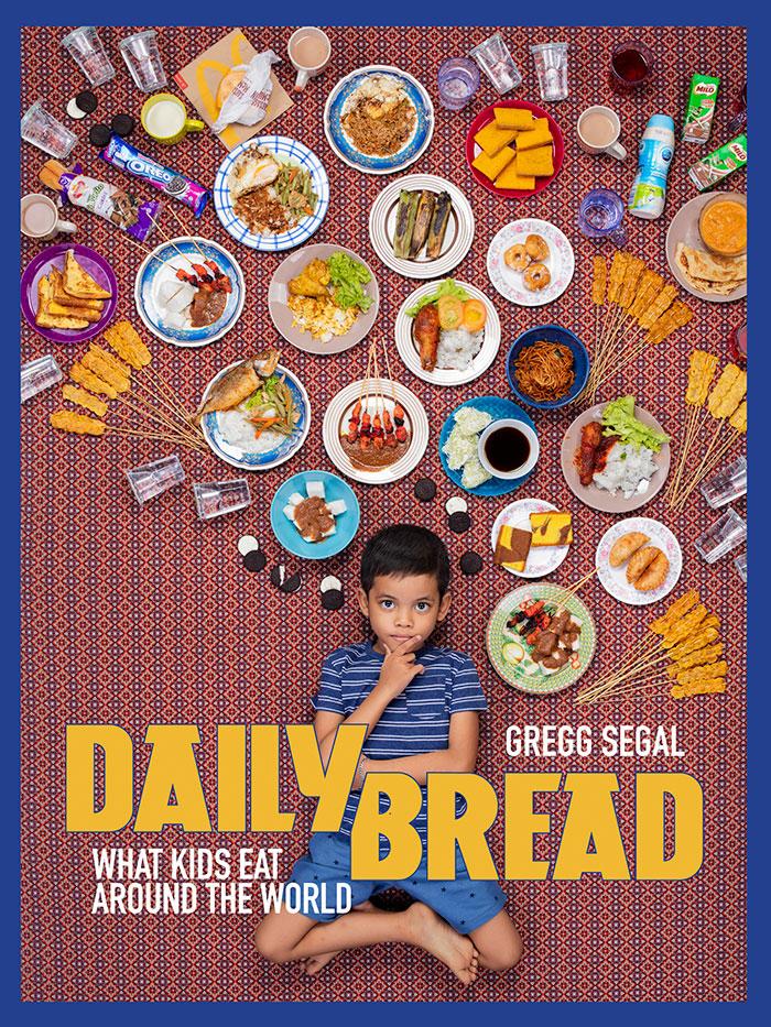 25 ילדים מרחבי העולם צולמו עם מה שהם אוכלים בשבוע אחד