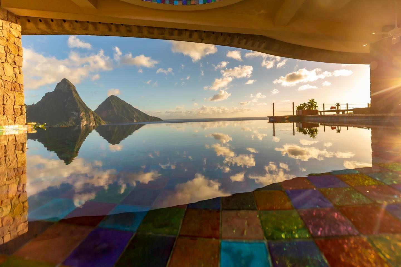 חדר עם נוף: 2 הנופים המדהימים ביותר במלונות