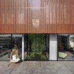 רב הנסתר על הגלוי: תכנון בית רווי ניגודים