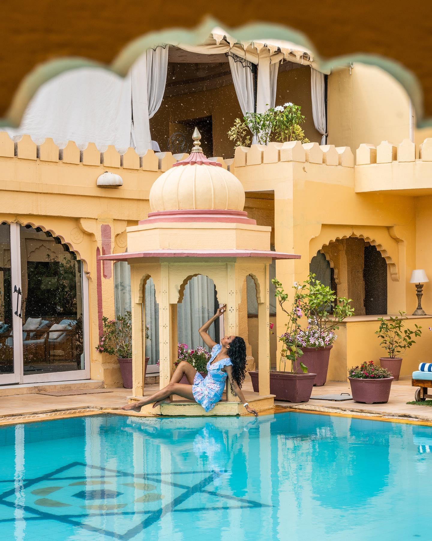 גן עדן במדבר רג'סטן: Mihir Garh