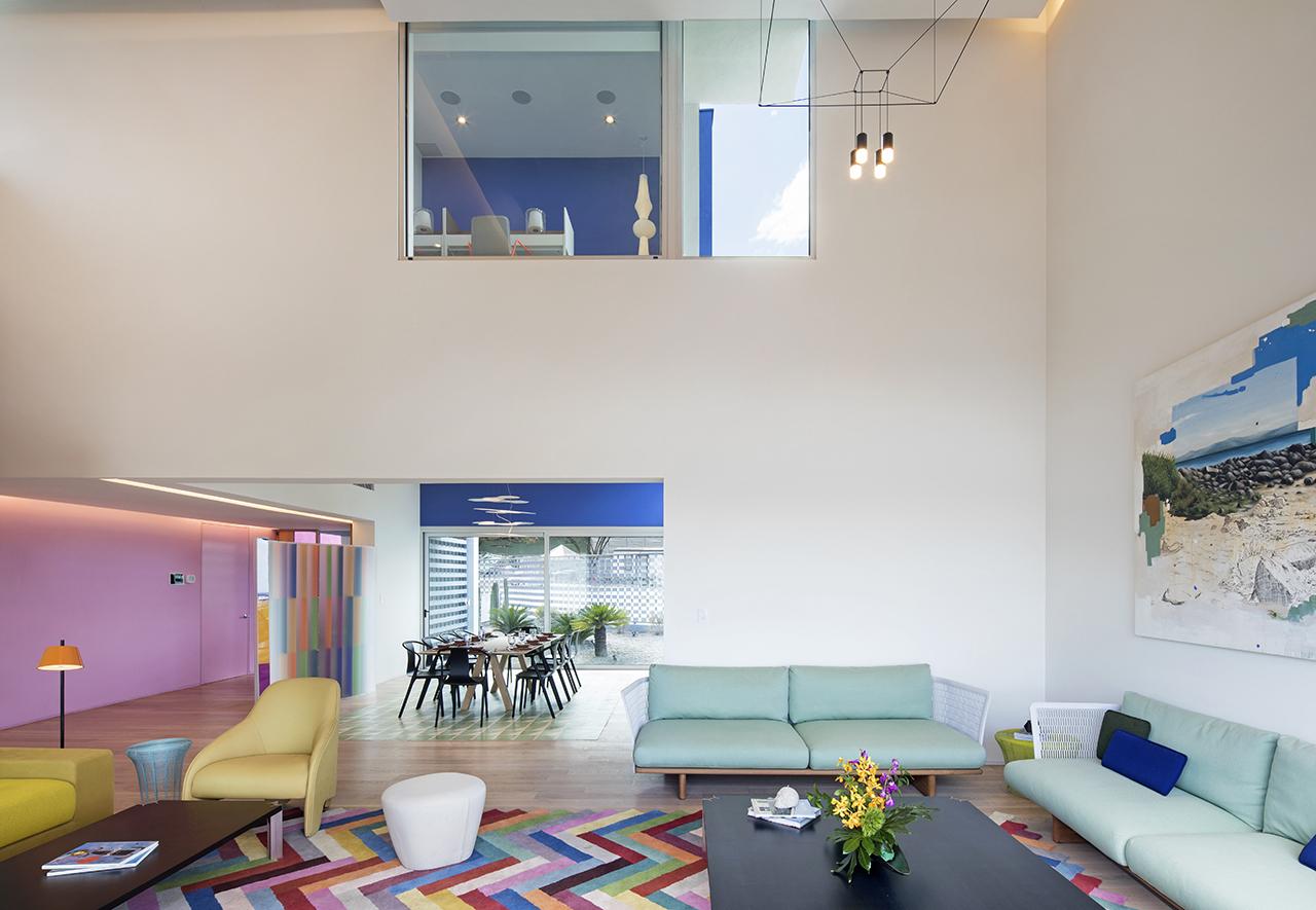 בית TEC 205 CASA, בתכנון סטודיו Moneo Brock