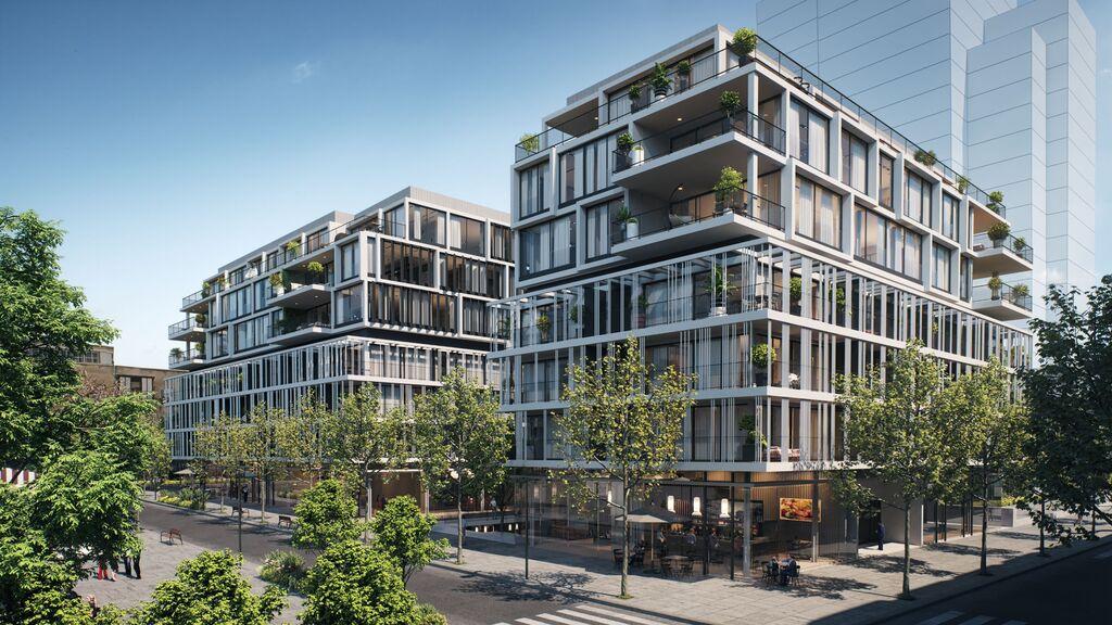 """פרויקט יוקרה יבנה על חורבות בניין מד""""א המיתולוגי"""