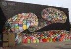 8 עבודות רחוב חדשות מרחבי העולם