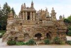 הדוור שבנה ארמון מחלוקי נחל ואבנים שמצא ברחוב