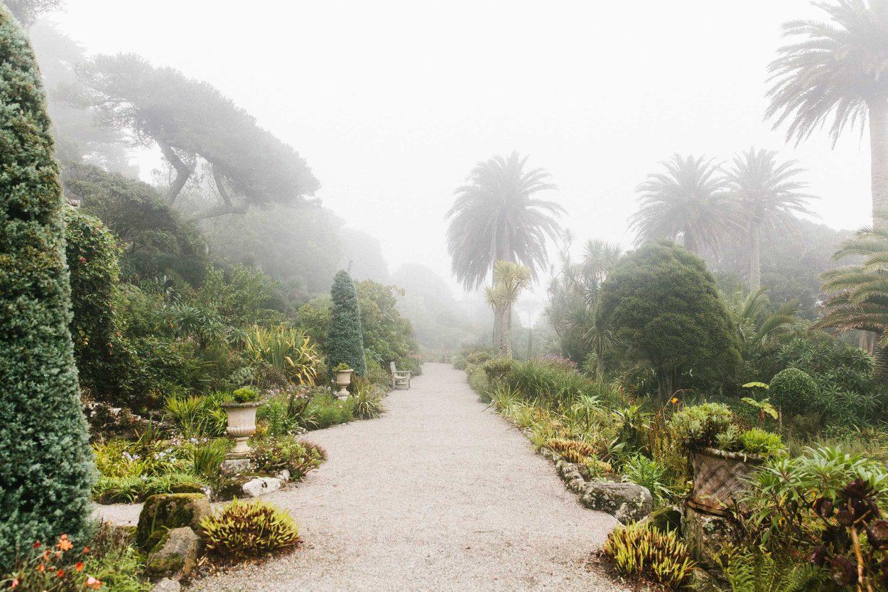 גן מנזר טרסקו Tresco Abbey Garden