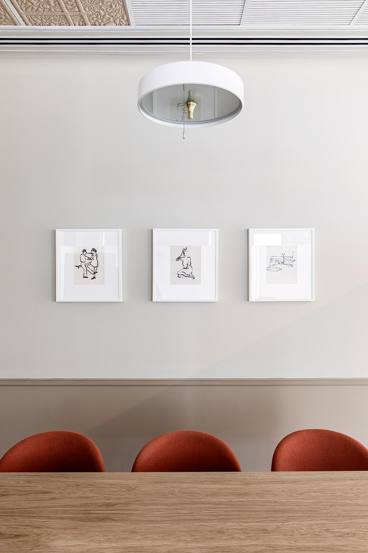 משרדים עם נושא עיצובי: רואי דוד אדריכלות