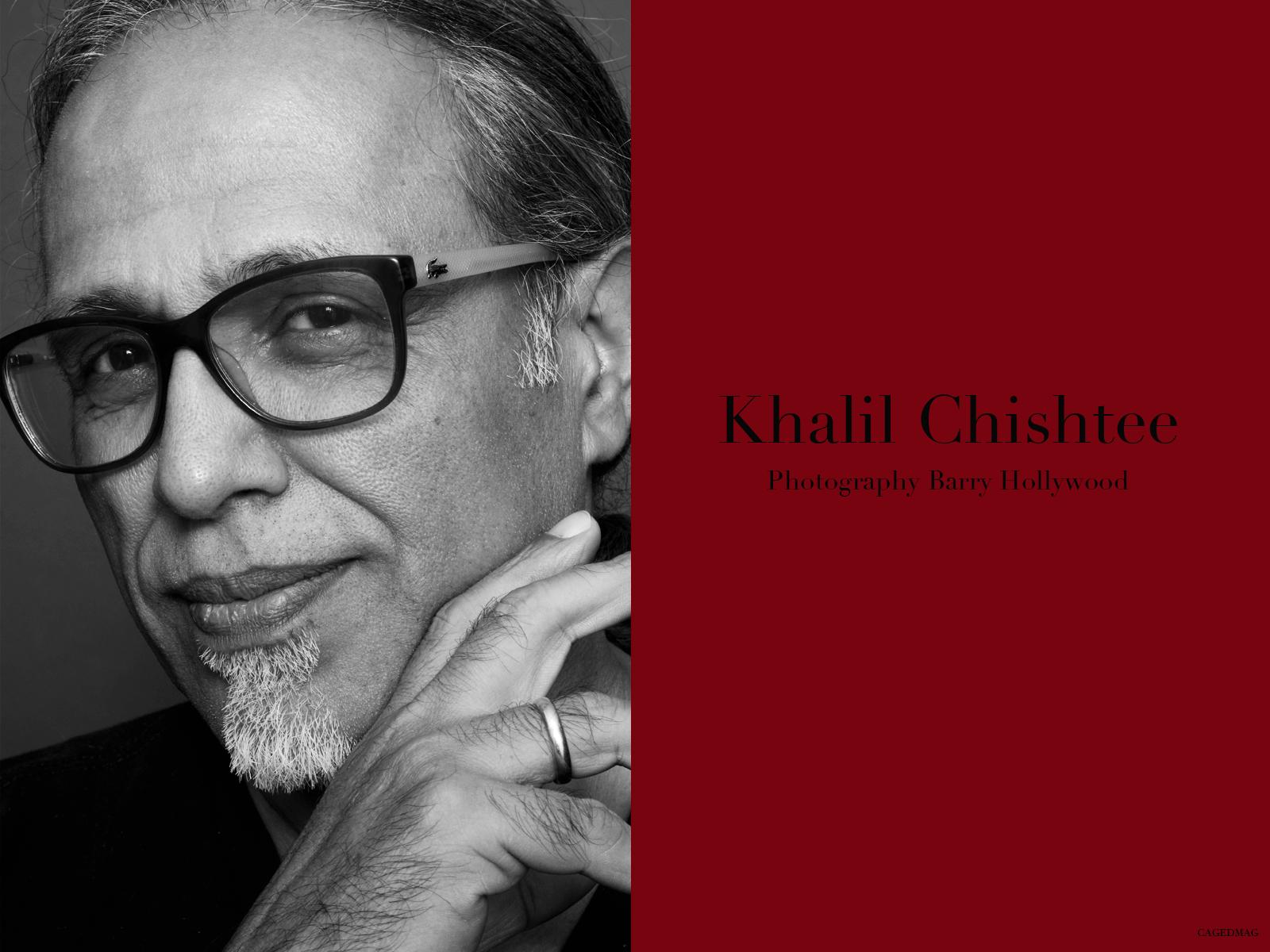 פסלי שקיות הניילון של Khalil Chistee