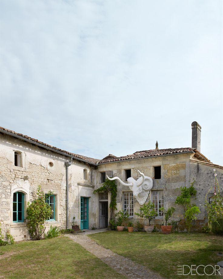 בית כפרי מהמאה ה-18 ב-Dordogne, צרפת
