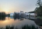 מרכז חילופי התרבות הסיני-איטלקיבסין / AOE Architects