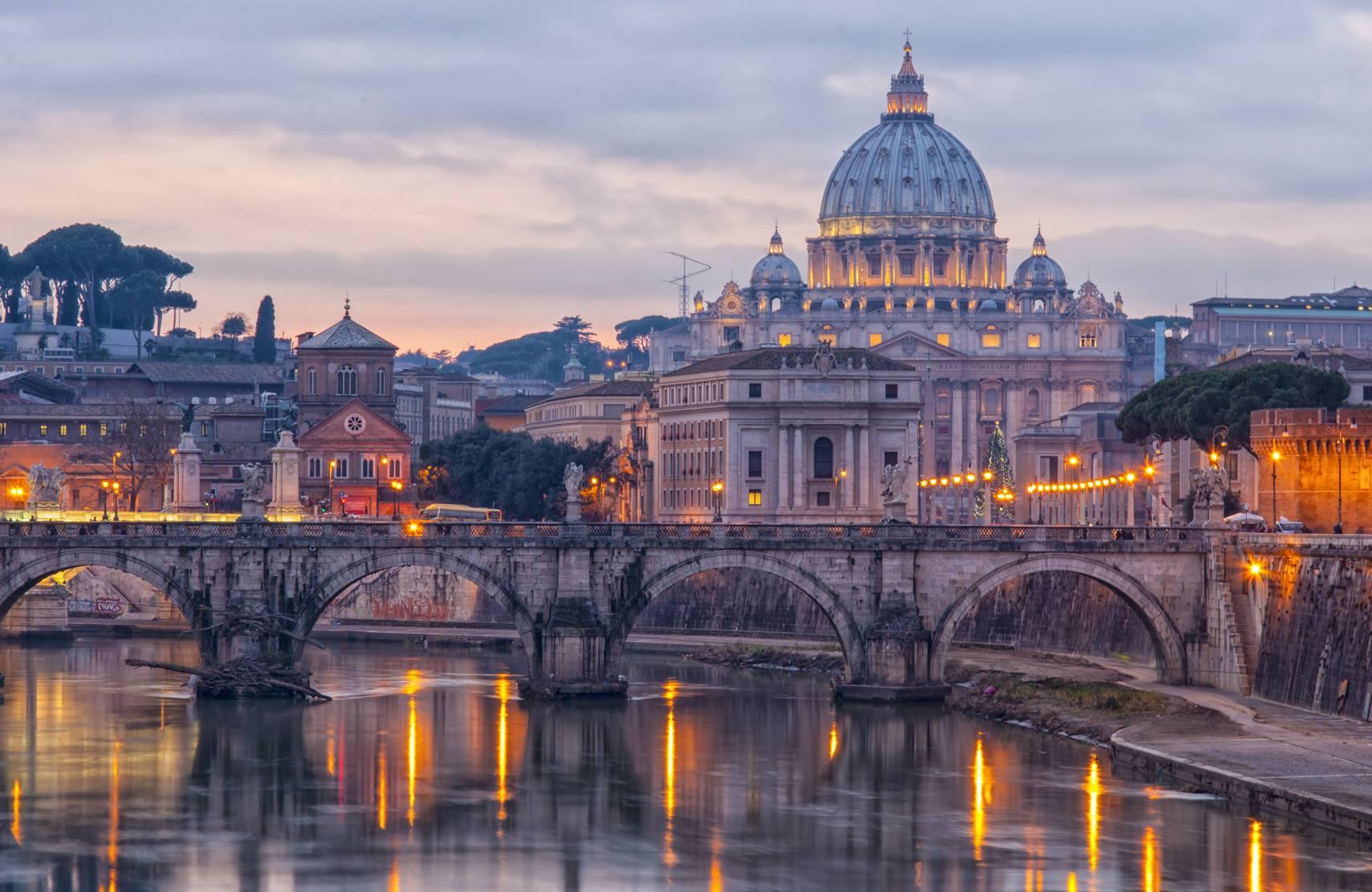 פאר איטלקי: מלון Leon's Place Hotel ברומא