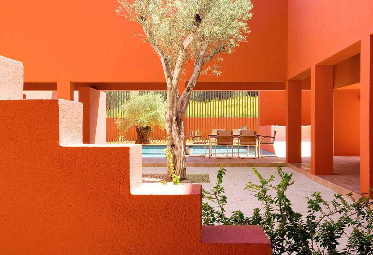 בית House Adrenaline, ב-Sotogrande / בתכנון Legorreta + Legorreta